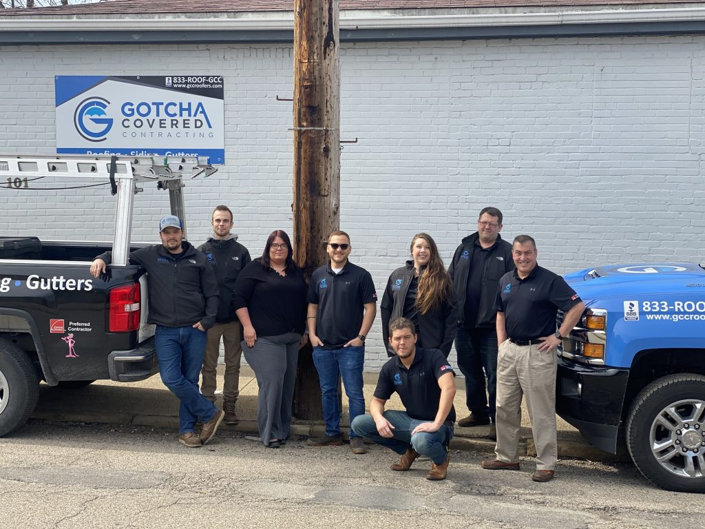 Gotcha Covered Contracting Pennsylvania