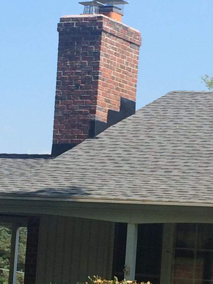 Chimney Roof Leak