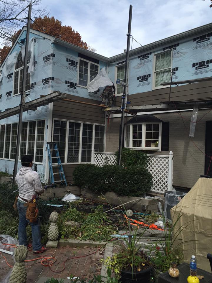 Siding Installation Service
