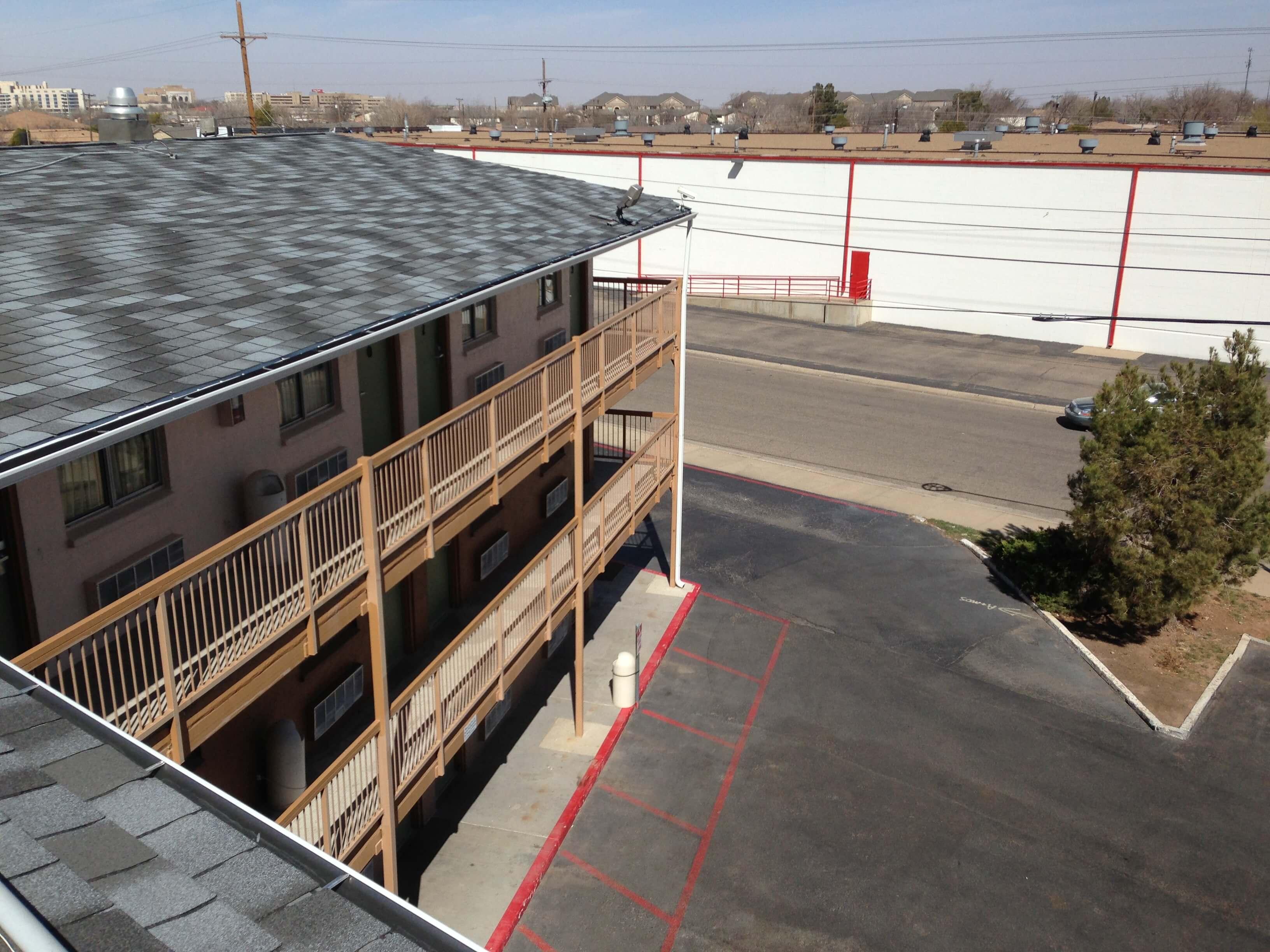 Asphalt Roof Condo