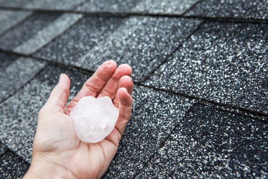 Hail Damage Roof Repair Wexford Pa