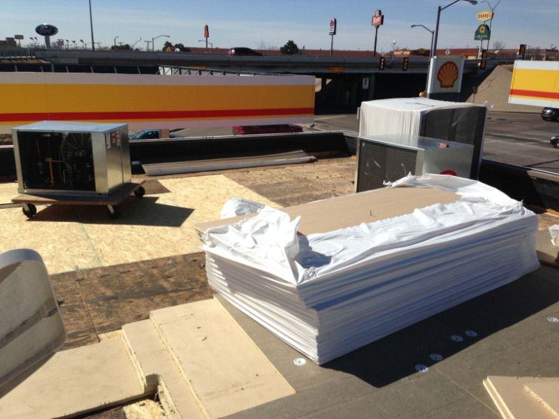 Commercial Roofing North Richland Hills Tx