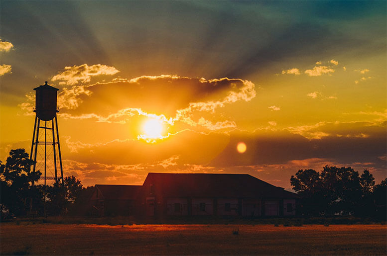 Roof Heat Damage Texas