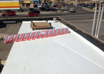 Flat Roofing Company