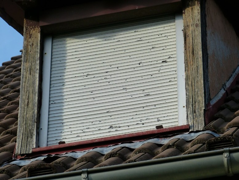 Damaged Roof Hail Damage Roofing Contractors In Texas