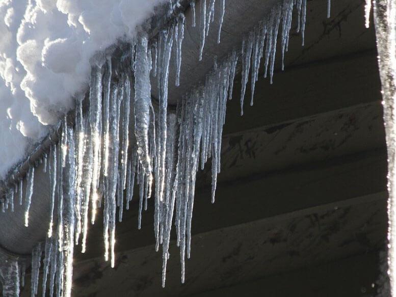 Ice Dam Removal Service