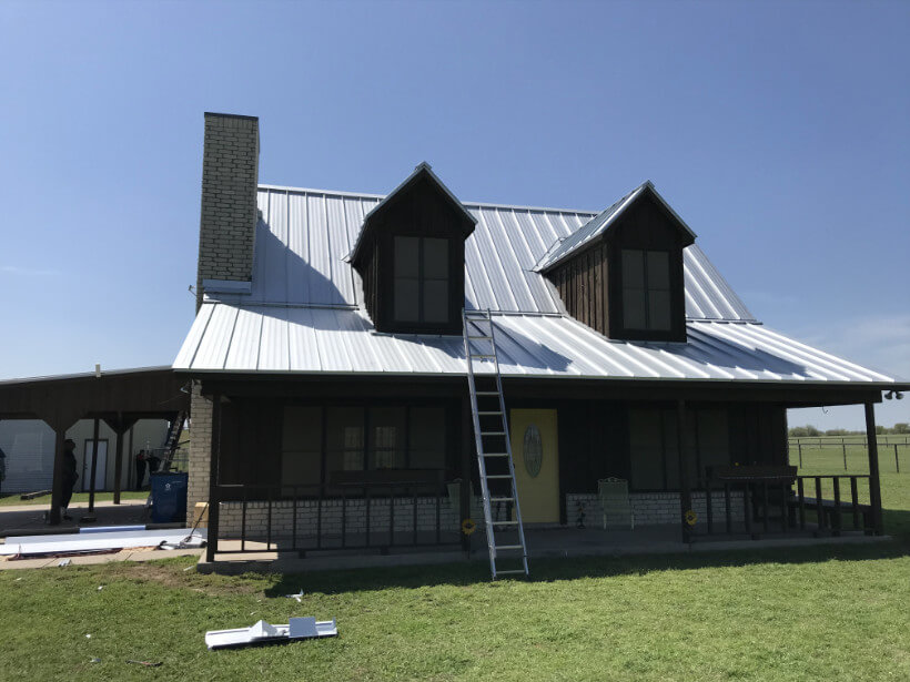 Comparing An Asphalt Roof To A Metal Roof Gotcha Covered Contracting