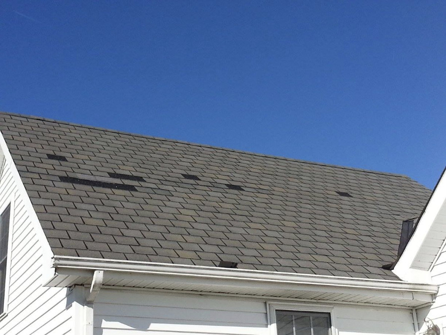 Roof Wind Damage And Why You Should Fix It Fast Missing