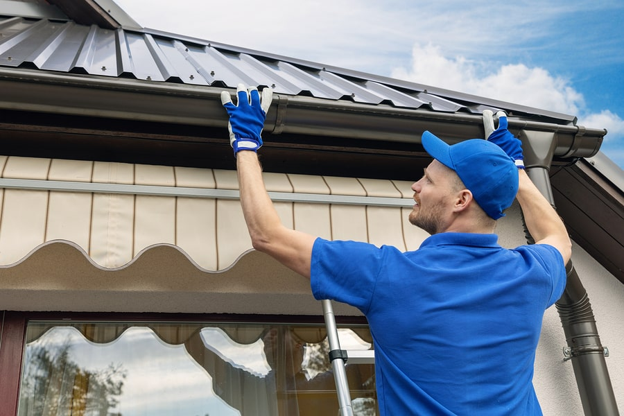 Cost Of Gutters To Install