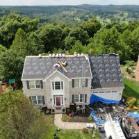 installing shingle roof