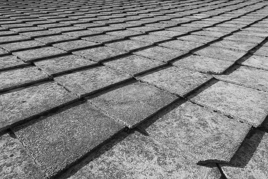Concrete Tile Mildew
