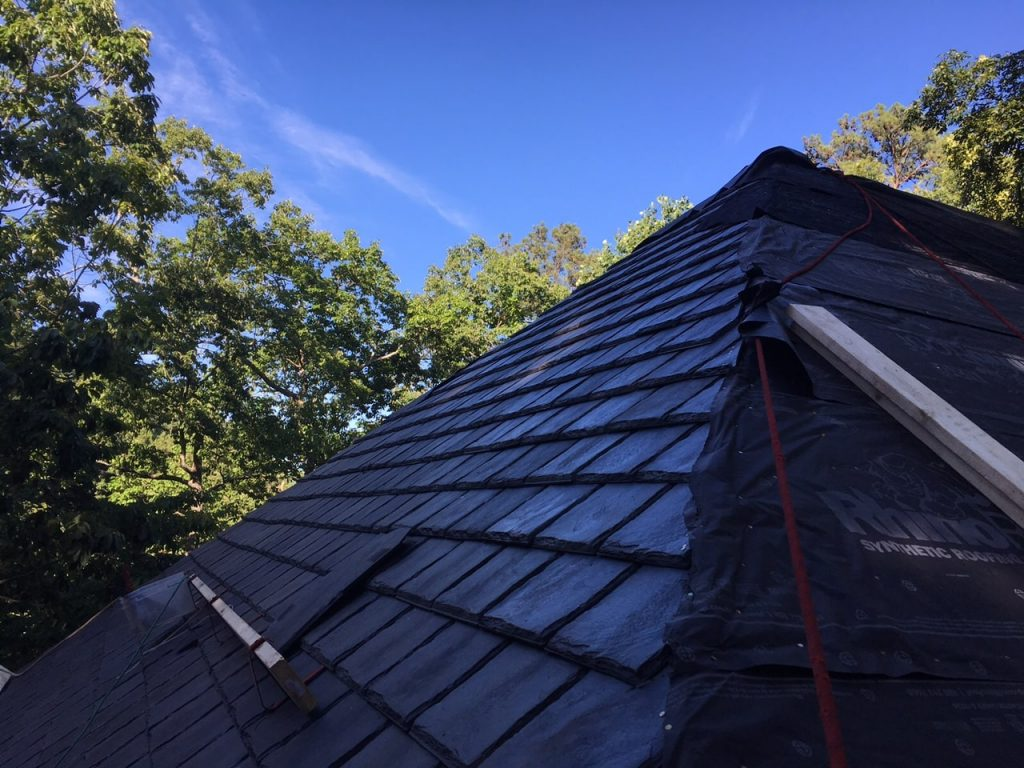 Slate Roof Weight