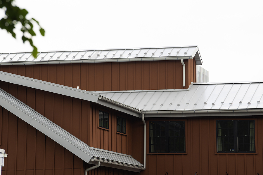 types of metal roofs